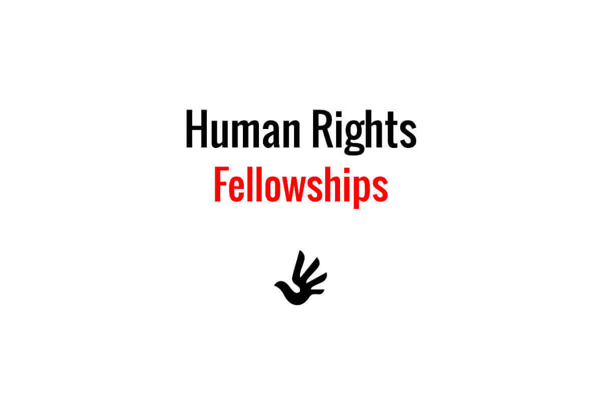 Human Rights Fellowships