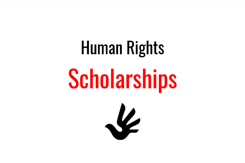 HUMAN RIGHTS SCHOLARSHIPS | Human Rights Careers
