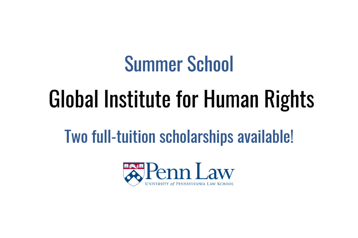 Global Institute For Human Rights Summer School