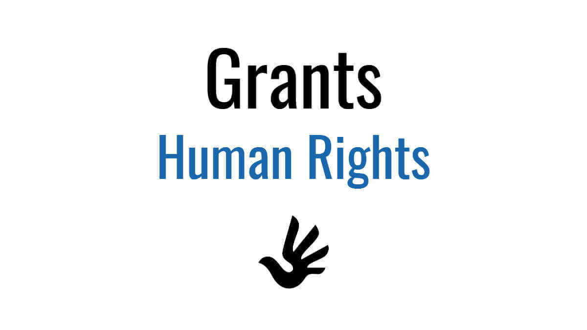 Human Rights Grants | Human Rights Careers