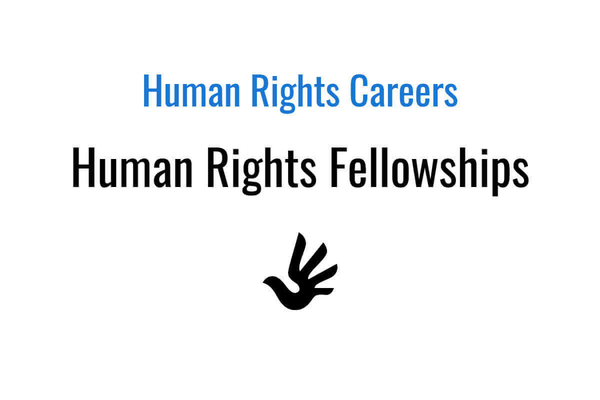Human Rights Fellowships | Human Rights Careers