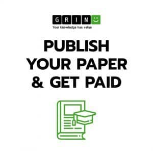 grin publishing